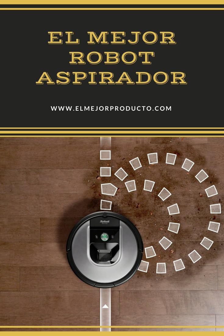 pinterest eleccion del mejor aspirador tipo robot