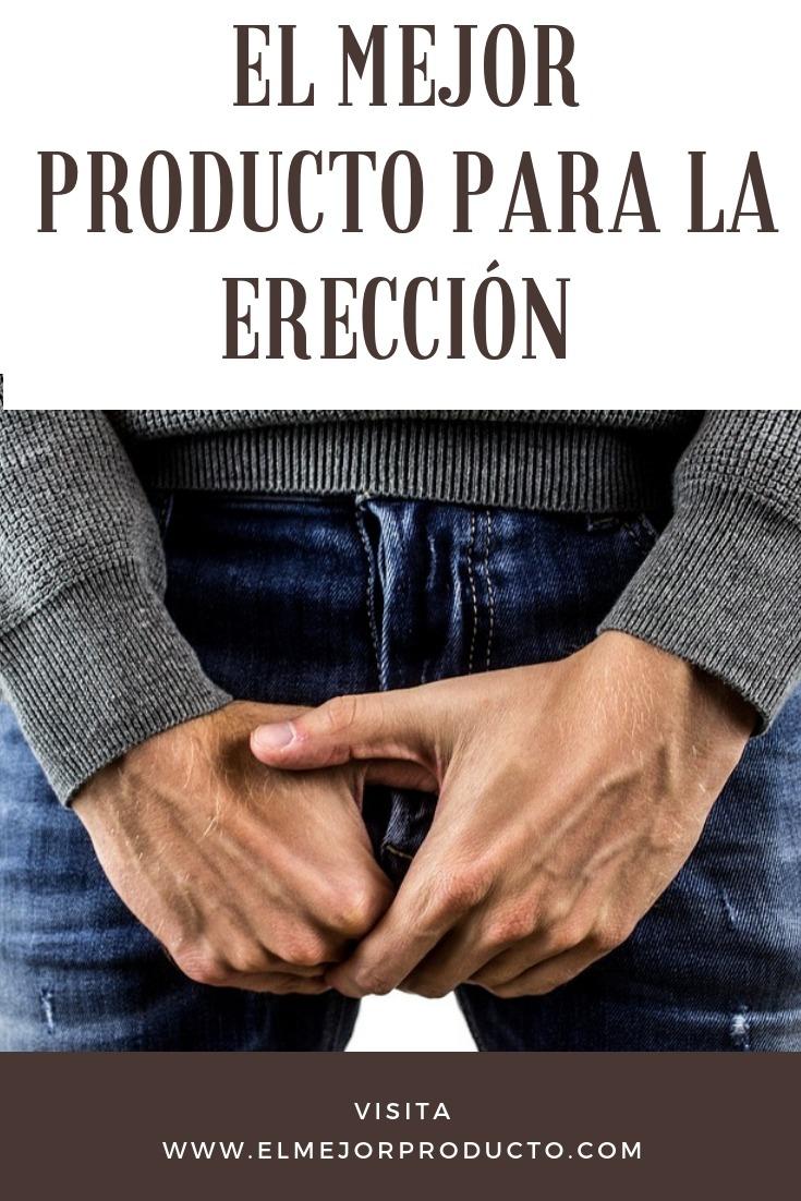 Pinterest-El-mejor-producto-para-la-erección El mejor producto para la erección 2018 🥇 Natural 100%
