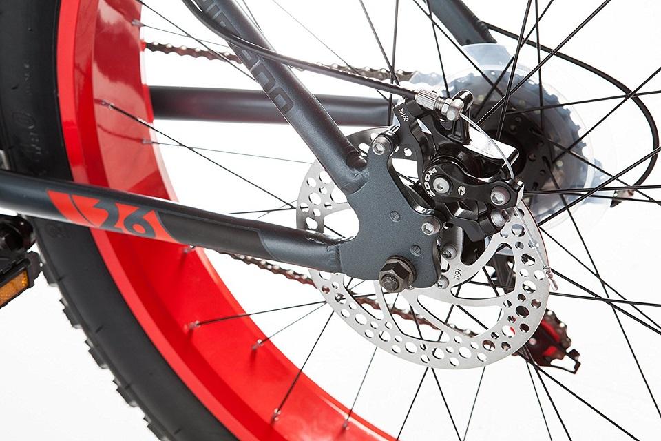 Frenos-de-disco-Zoom-delantero-y-trasero La mejor Bicicleta de Montaña 2019