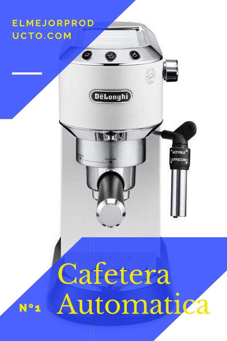 La-Mejor-Cafetera-Automática-pinterest La Mejor Cafetera Automática ▷ Análisis 2019