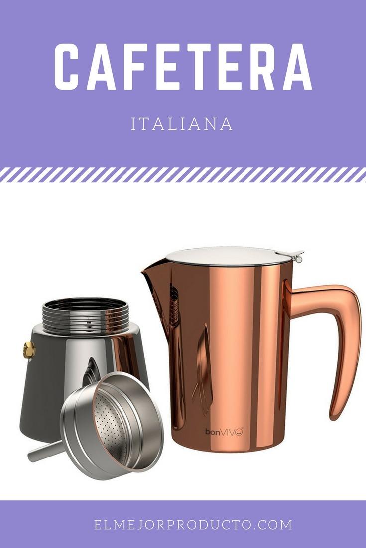 pinterst la mejor cafetera italiana