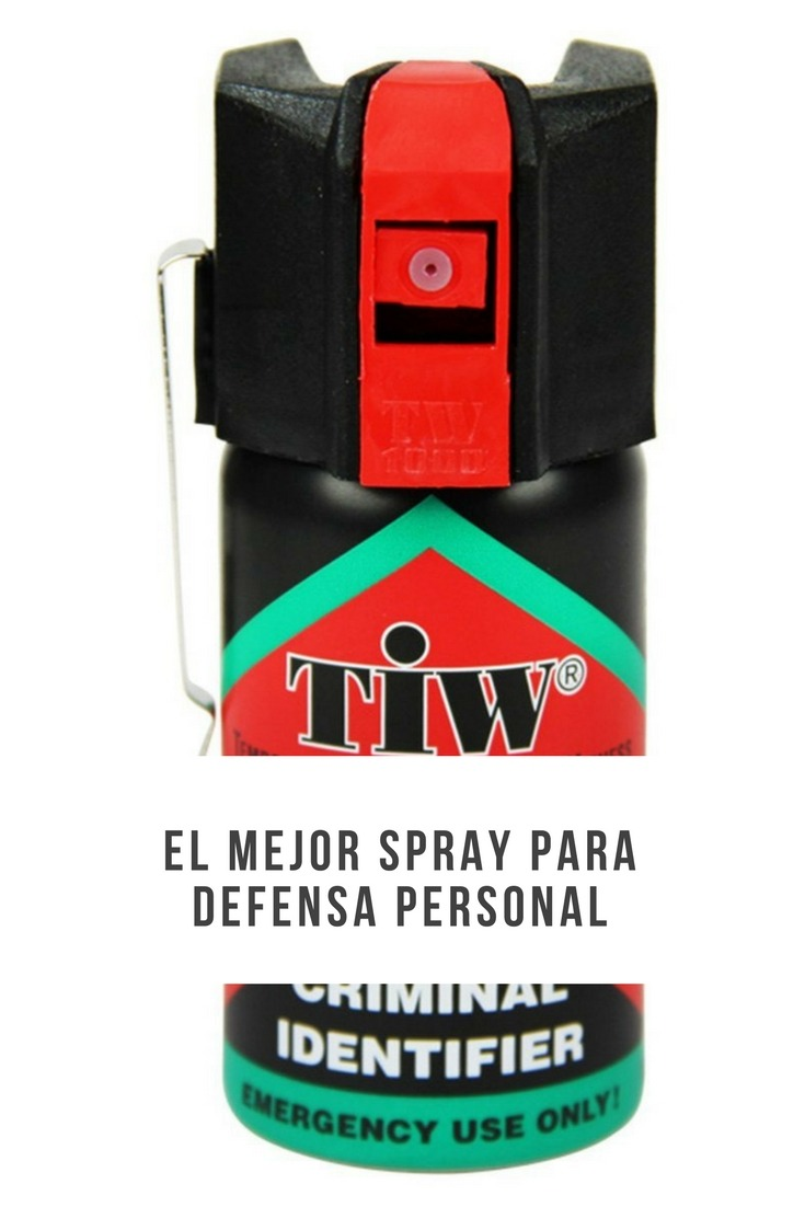 pin-del-mejor-spray-defensa-personal El mejor Spray para defensa personal