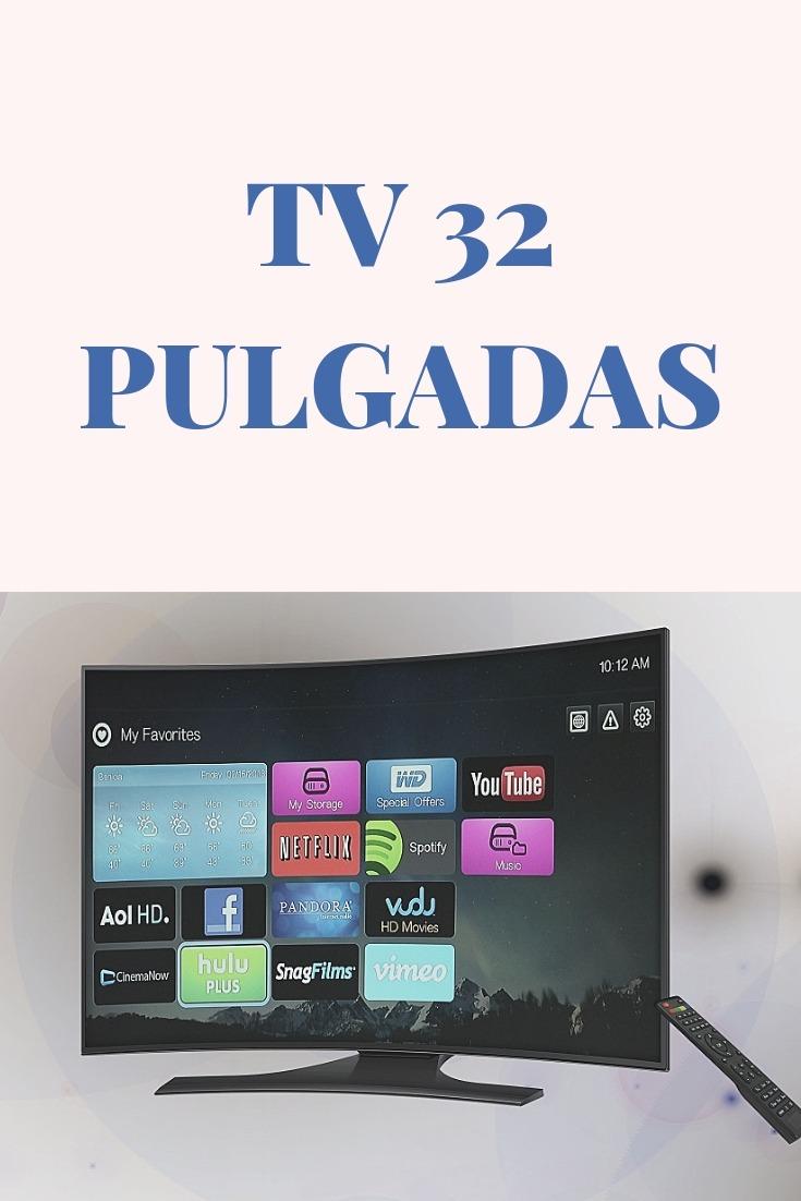 pinterest-tv-de-32-pulgadas Nº1 - La mejor TV de 32 Pulgadas 2019