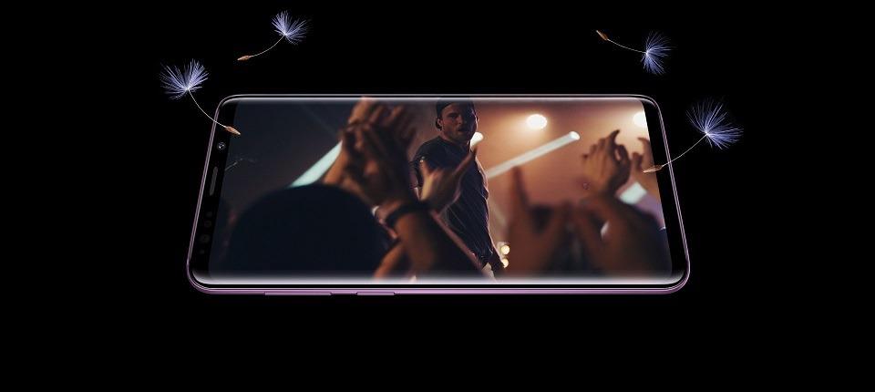 sonido-samsung-s9 El mejor móvil de 6 Pulgadas 2018