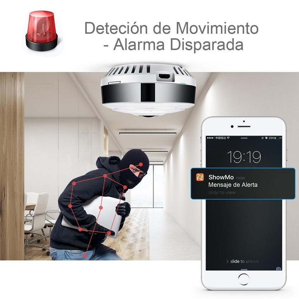 cámara detectora vigilancia