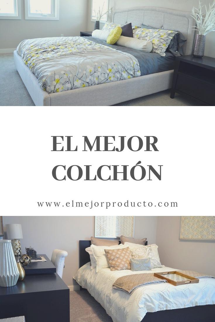 EL-MEJOR-COLCHÓN-pinterest El Mejor Colchón 2020