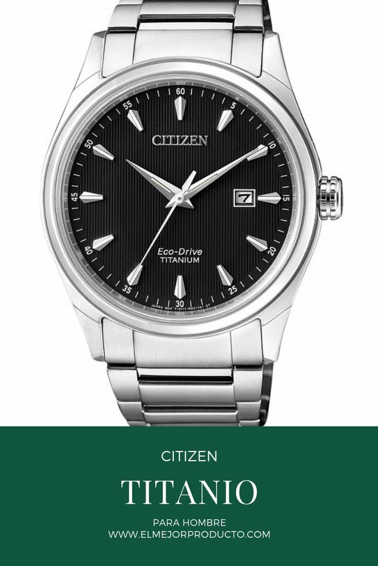 citizen-titanio El mejor reloj de Titanio