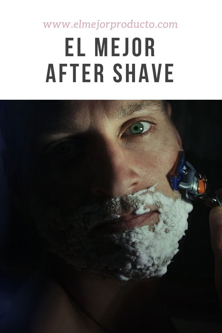 Pinterest la mejor loción para después del afeitado