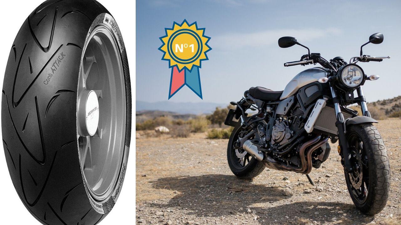 El Mejor Neumático para la Motocicleta