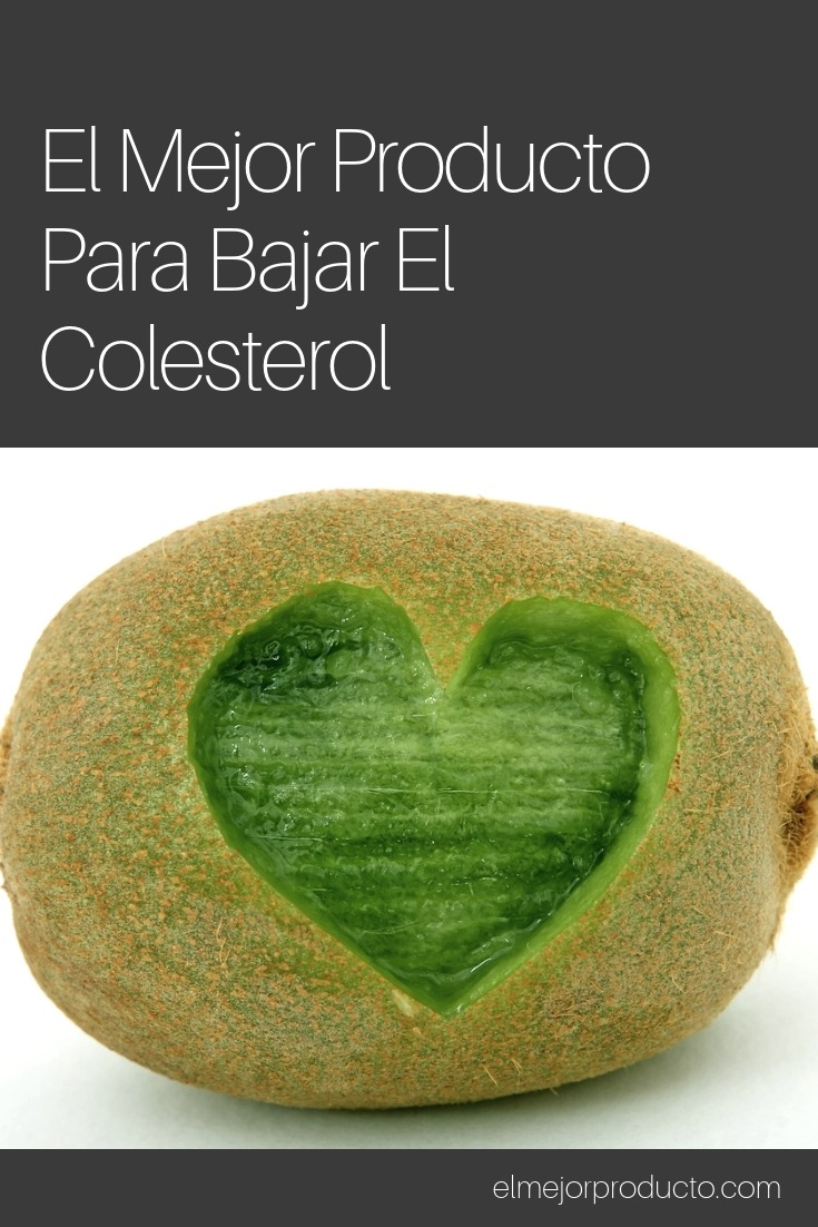 pinterest-El-Mejor-Producto-Para-Bajar-El-Colesterol El Mejor Producto para bajar el Colesterol