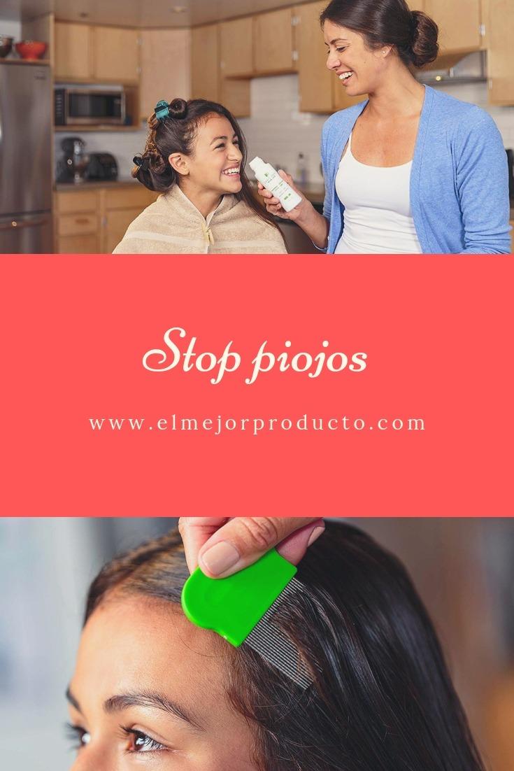 Stop-piojos El Mejor Producto para Eliminar Piojos