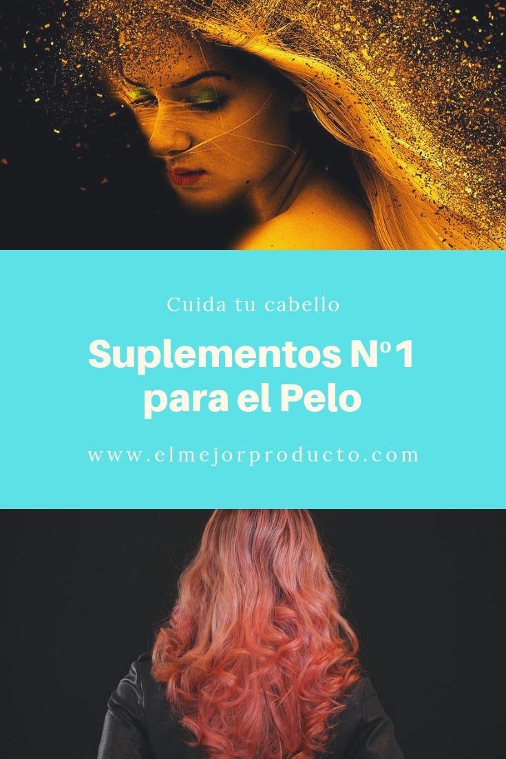 Suplementos-Nº1-para-el-Pelo-pinterest Las Mejores Vitaminas para el Pelo 2019