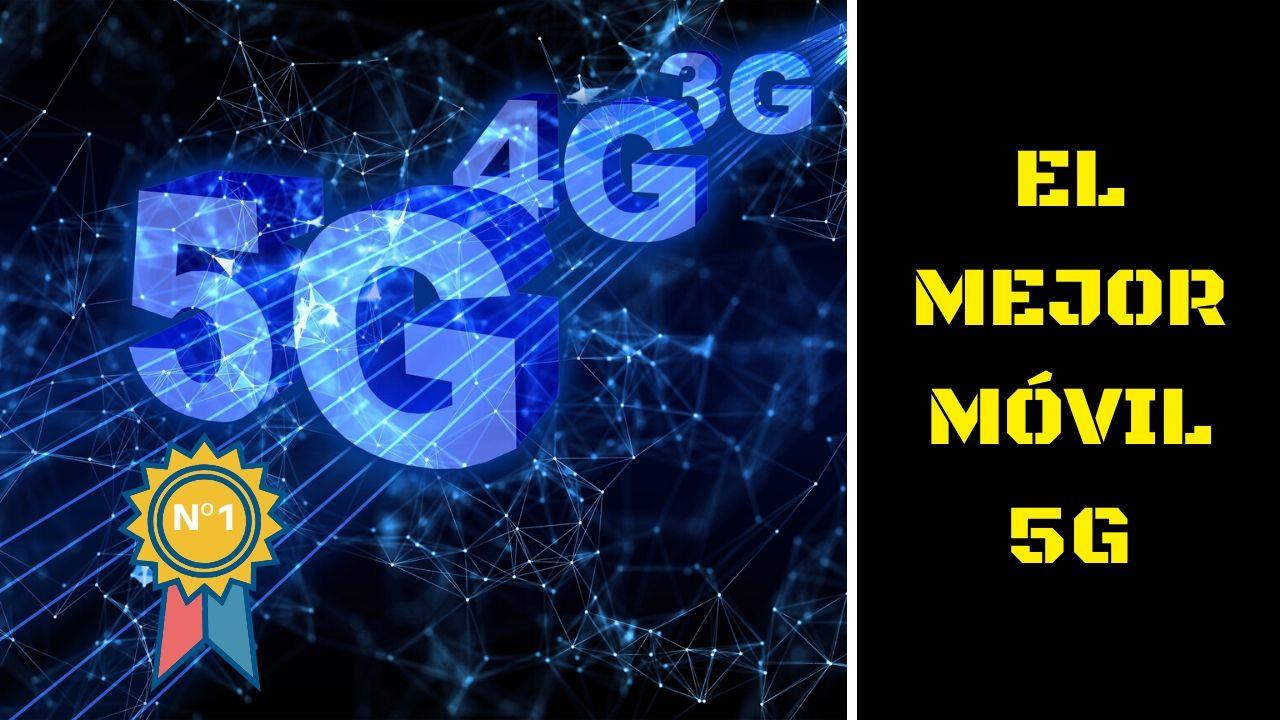 5G los mejores móviles