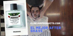 El Mejor Aftershave 2021 para después del Afeitado