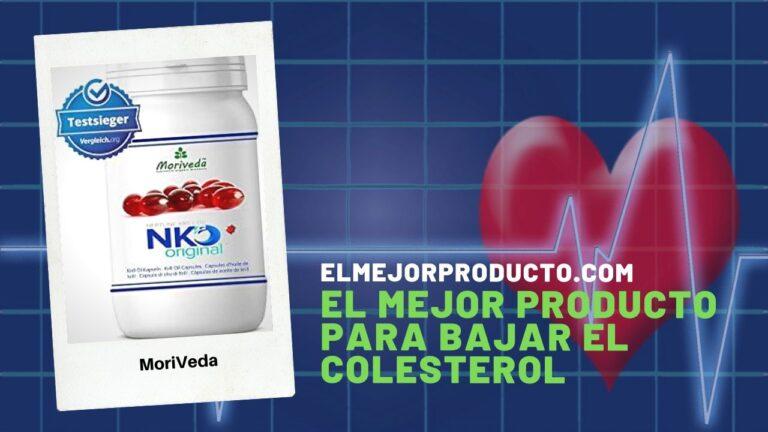 suplementos para bajar el colesterol