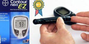 Nº1 - El mejor medidor de glucosa 2021