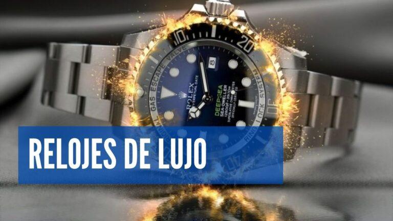 El Mejor Reloj de Lujo para hombres