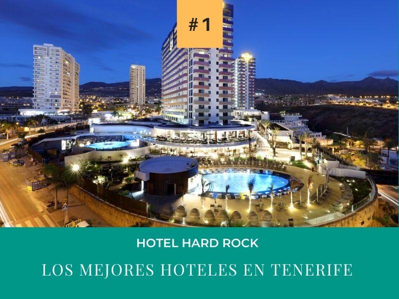 Hard Rock Hotel Los mejores Hoteles en Tenerife