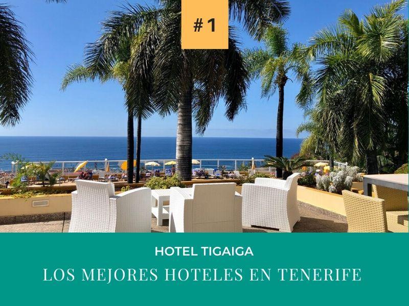 Hotel Tigaiga Los mejores Hoteles en Tenerife