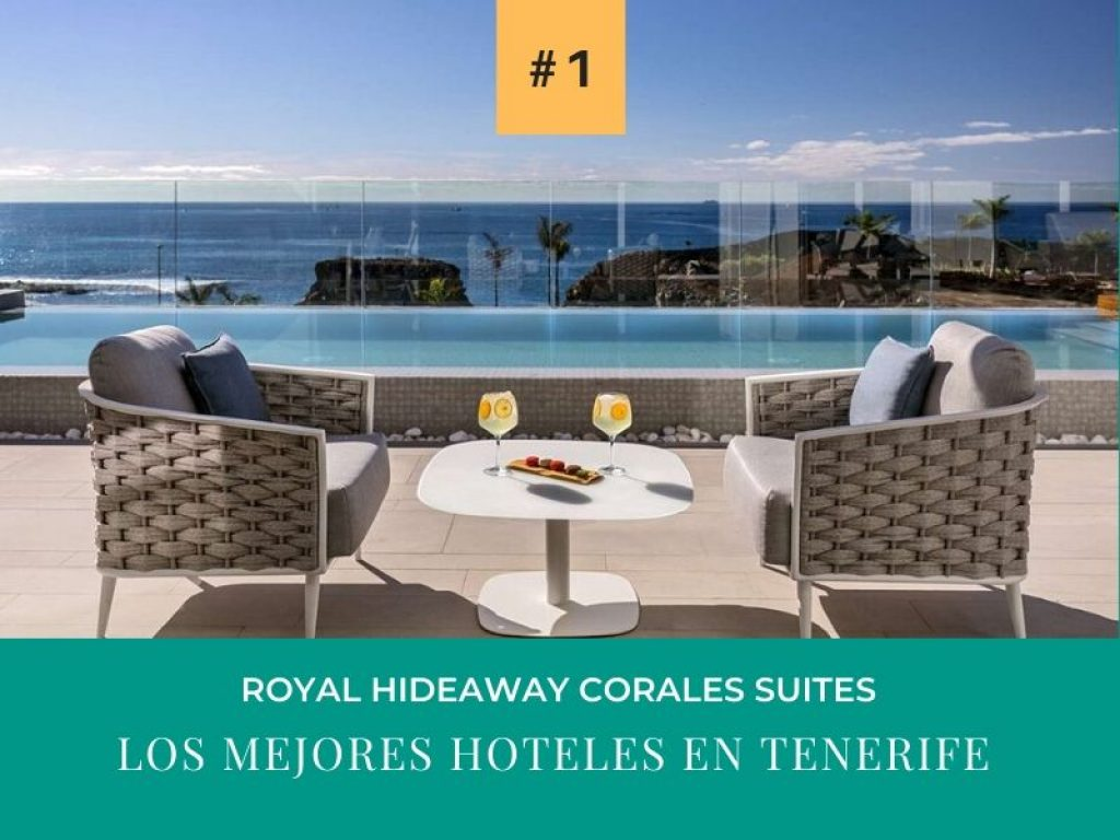 Royal Hideaway Corales Suites Los mejores Hoteles en Tenerife
