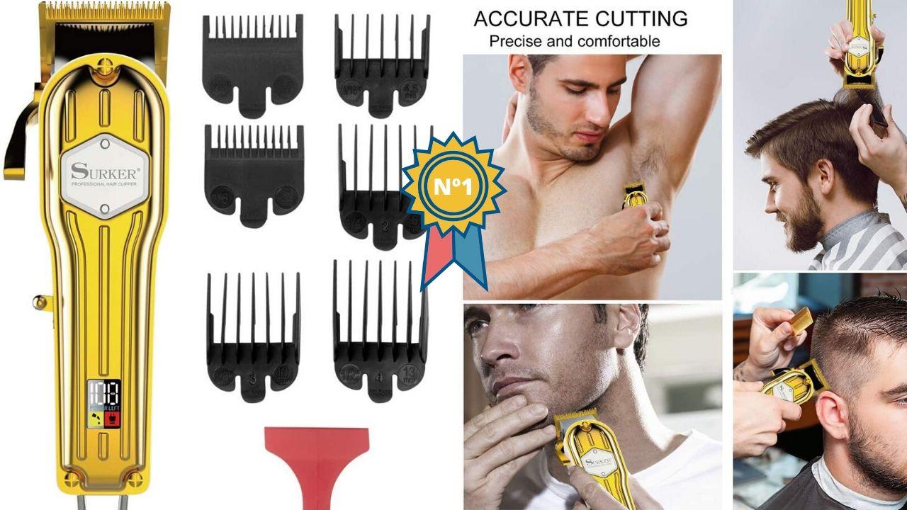 La mejor maquina para cortar el pelo