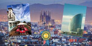El Mejor Hotel en Barcelona 2021