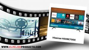 La mejor televisión de Hisense