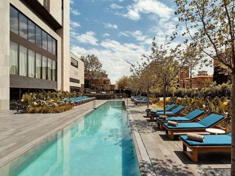 El mejor Hotel para ir Camp Nou princesa Sofia