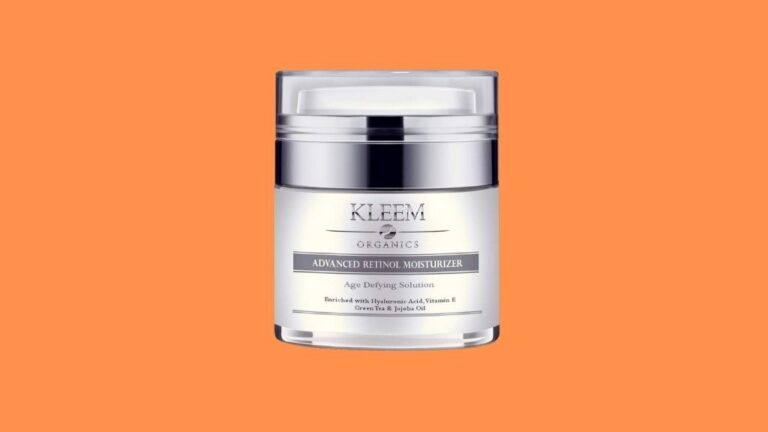 La mejor crema antiarrugas Kleem Organics