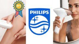 depiladora láser Philips de calidad