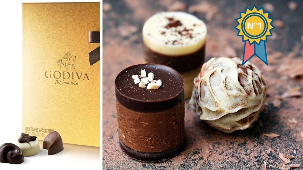 Los mejores chocolates