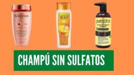 El Mejor Champú sin Sulfatos