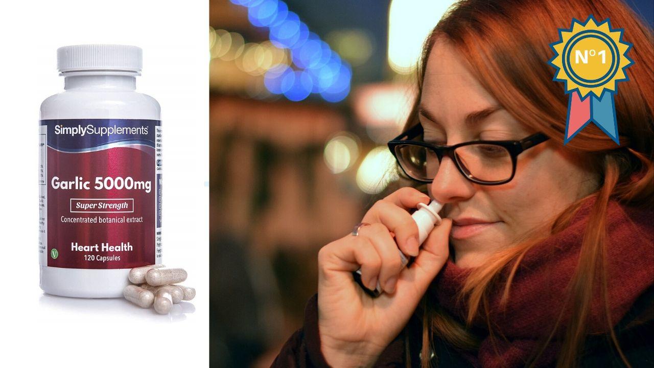 El mejor producto para evitar el resfriado y la gripe