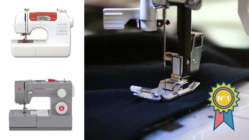 maquinas de coser de calidad