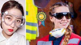 las mejores gafas protegerse de bacterias