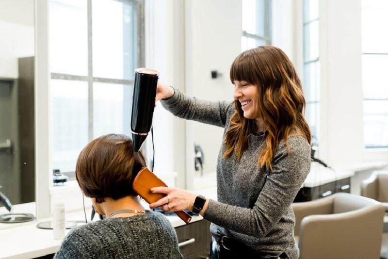 Fuerza del secador de cabello