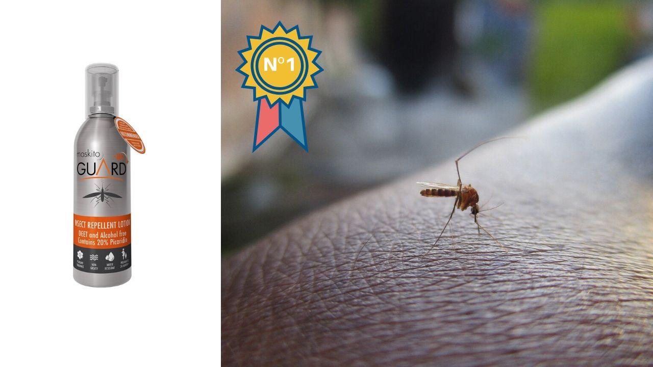 El Mejor producto antimosquitos