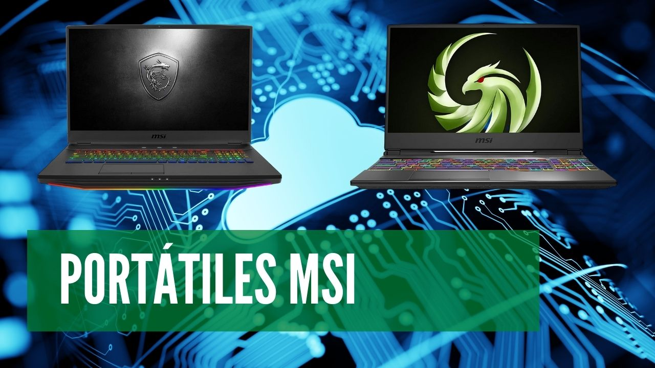 El mejor portátil MSI