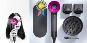El mejor secador de pelo Dyson