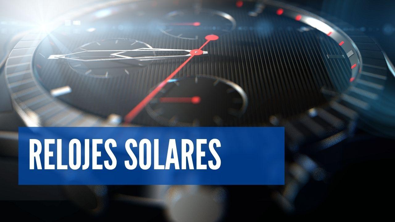 El mejor reloj solar