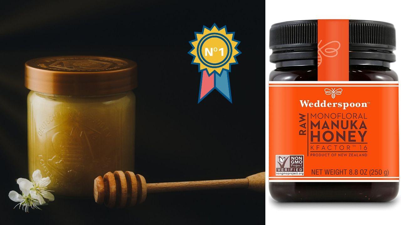 Miel de abeja las mejores