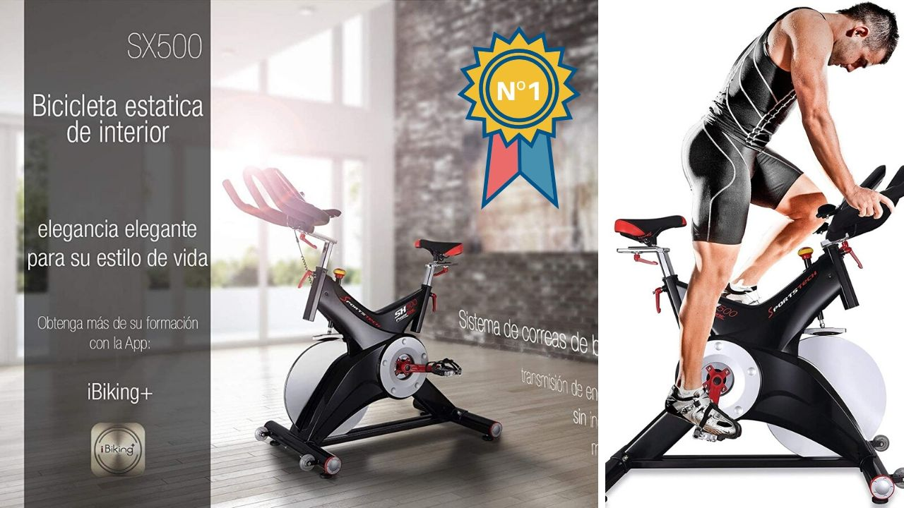 spinning bicicleta de calidad