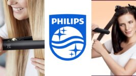 plancha para el cabello de philips