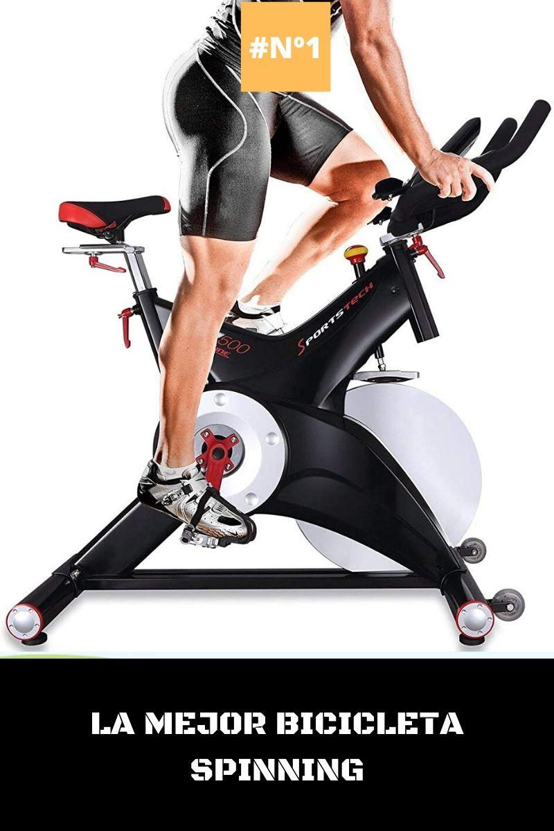 Sportstech Bicicleta estática Profesional SX500