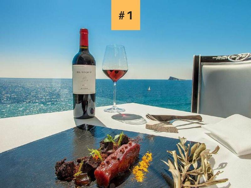 El mejor Hotel de lujo en Benidorm Villa Venecia Hotel Boutique Gourmet