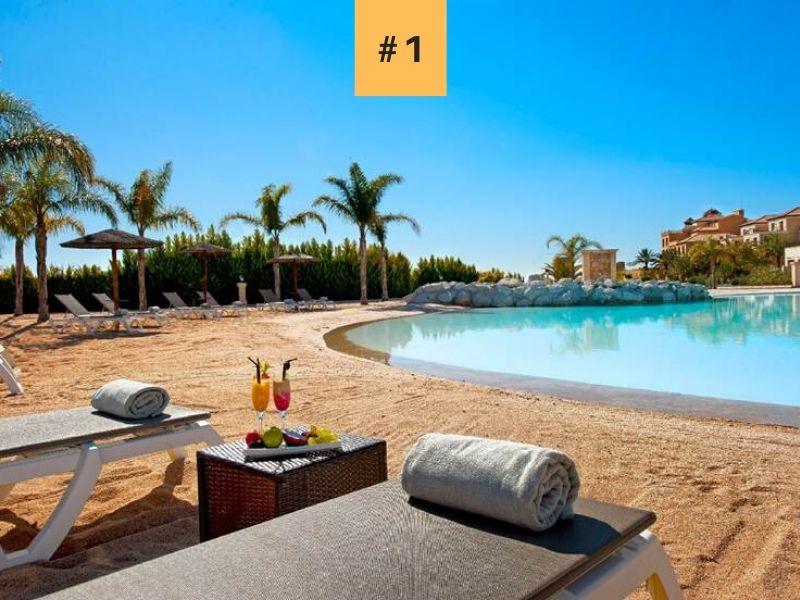 El mejor Hotel romántico en Benidorm Melia Villaitana