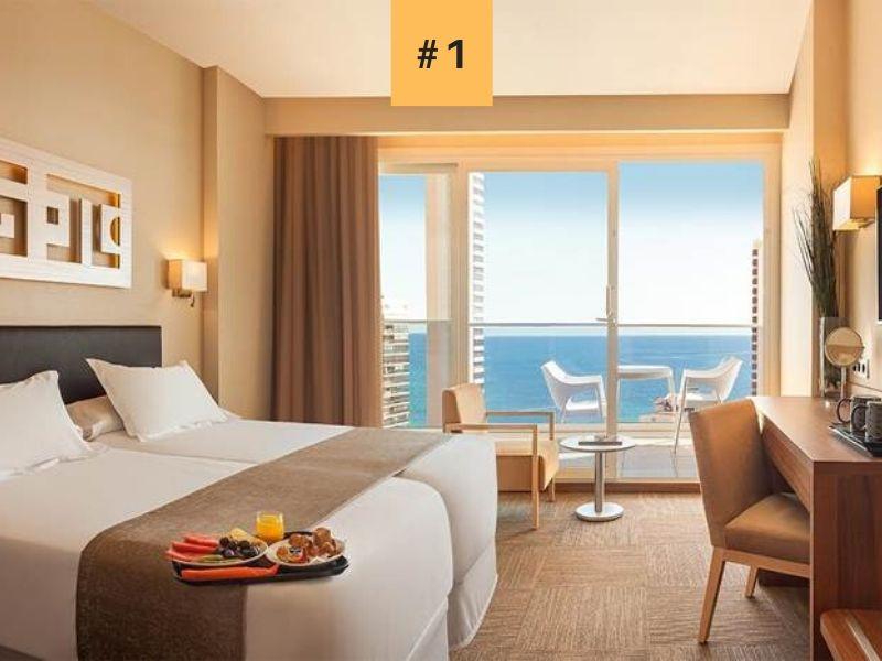El mejor Hotel solo para adultos en Benidorm Hotel Don Pancho