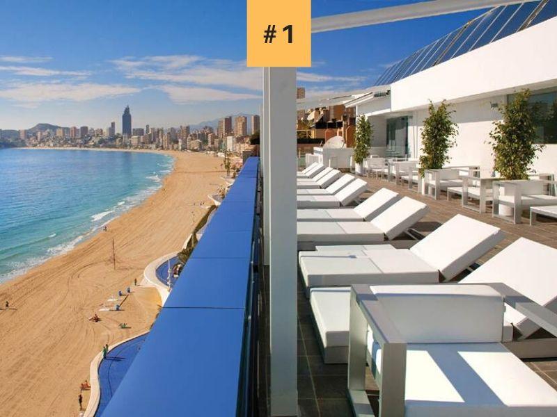 El mejor todo incluido en Benidorm Villa del Mar Hotel