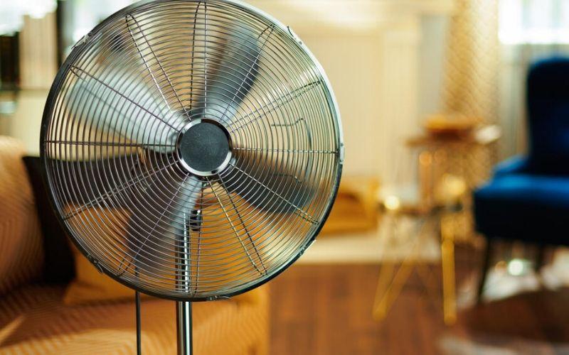 Especificaciones de compra de un ventilador silencioso