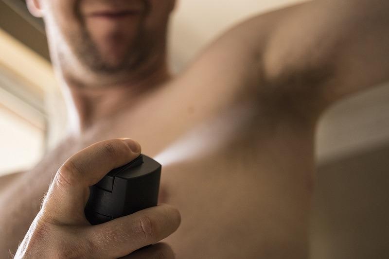 Especificaciones de compra desodorante hombre